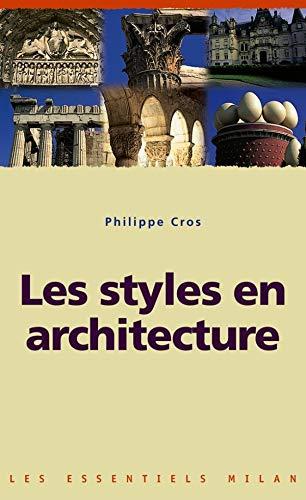 Styles en architecture (les)