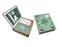 Emily Dickinson Deluxe Note Card Set (With Keepsake Book Box) (Literary)