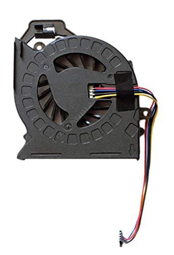 Italianbiz Ventilador Ventilador CPU Compatible con hp Pavilion dv6-6c80el dv6-6c82sl dv7-6000el dv7-6080el dv7-6090el dv7-6110sl