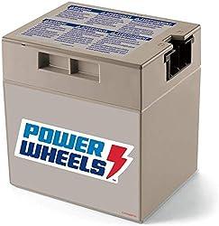 Image of Power Wheels 12-Volt...: Bestviewsreviews