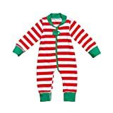 Mxssi Neugeborenes Kleinkind Baby Mädchen Kleidung Weihnachten Strampler Outfit Weihnachten Neugeborenes Baby Kleidung Baby Strampler
