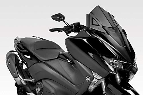 TMAX 530 560 2017/20 - Kit Carenabris 'Exential' (R-0840) - Parabrisas Lunas Cúpula de Aluminio - Tornillería Incluido - Accesorios De Pretto Moto (DPM Race) - 100% Made in Italy