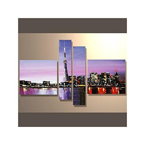 ruedestableaux - Tableaux abstraits - tableaux peinture - tableaux déco - tableaux sur toile - tableau moderne - tableaux salon - tableaux triptyques - décoration murale - tableaux deco - tableau design - tableaux moderne - tableaux contemporain - tableaux pas cher - tableaux xxl - tableau abstrait - tableaux colorés - tableau peinture - Phare urbain