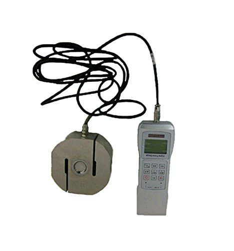 Digital medidor de fuerza, medidor, comprobador, sensor externo, 1kn