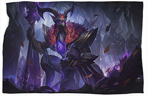 Elderwood Azir League Legends - Manta doble (152,4 x 203,2 cm)