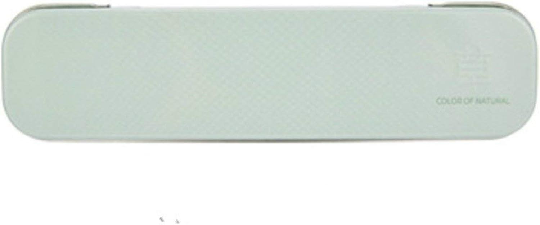 HUAIX Home Schreibwaren Federmäppchen Einfache Metall Kind Student Kollisionsvermeidung Stift Box Federmäppchen Bleistiftbeutel (Hellgrün) B07MHLJ5WL | Gemäßigten Kosten