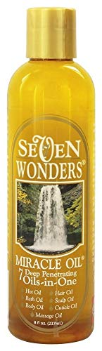 Save %12 Now! Century Systems Seven (7) Wonders Miracle Oil 8 fl oz.