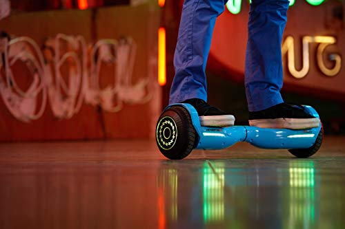 Razor Hovertrax Prizma Hoverboard with LED Lights, EverBalance Technology, UL2272 Certified Self-Balancing Hoverboard Scooter, for Kids Age 8+