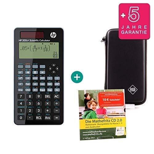 HP 300S Plus + Schutztasche + Lern-CD (auf Deutsch) + Erweiterte Garantie