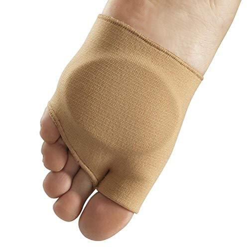 LP Support 351 Metatarsal Bandage für den schmerzhaften Vorfuß - Vorfußbandage - Ballenschutz, Größe:S/M, Farbe:natur