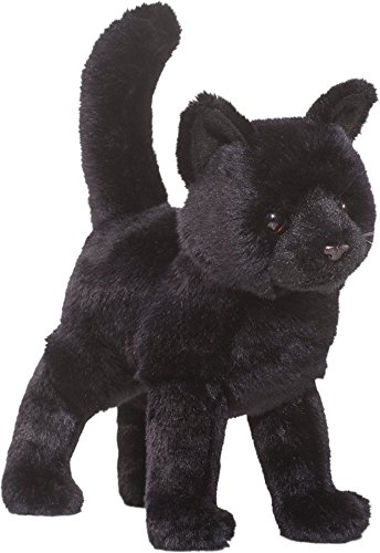 Cuddle Toys 1867 Midnight BLACK CAT Katze schwarz Kuscheltier Plüschtier Stofftier Plüsch Spielzeug
