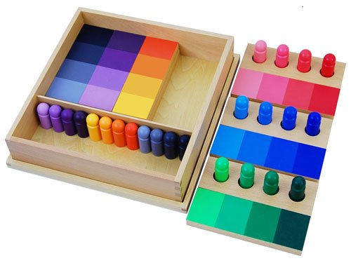 Top 10 montessori color tablets box 1 for 2021