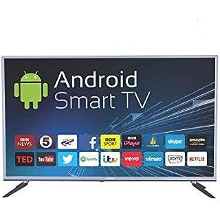 eAirtec 125 cm  50 Inches  Full HD Smart LED TV 50 Smart  Grey