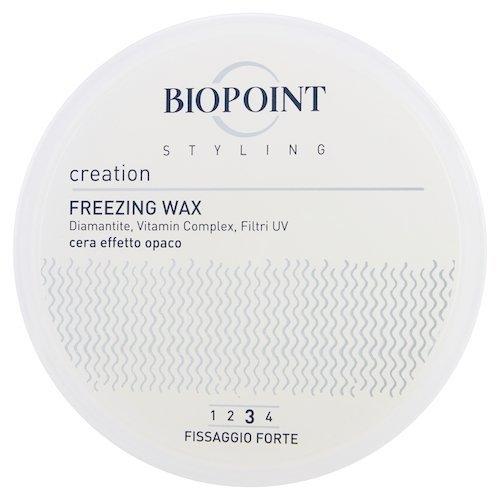 Biopoint Linea Stytle, Cera Per Capelli Effetto Opaco- 100 ml.