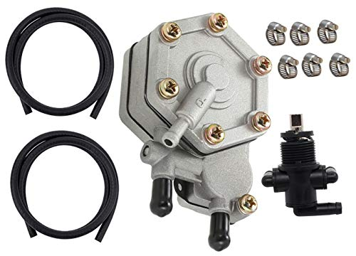 Fuel Pump for Polaris Sportsman 300/325/335/400/450/500/Trail Boss 325/330/Worker 335/500/Xpedition 325/425 Carbureted OEM # 2520227, 3085275, 3084692, 3088070