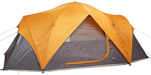 Amazon Basics 8 Person Tent - best budget tent for family camping