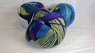Joy DK Yarn by Loops & Threads, (Hawaiian)