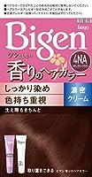 ホーユー ビゲン香りのヘアカラークリーム4NA (ナチュラリーブラウン) 1剤40g+2剤40g [医薬部外品]×4個