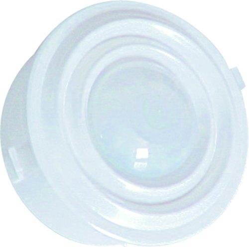 Sensor de Presença de embutir 360º Bivolt 3MP43-B Senun