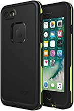 Series Waterproof Case for iPhone SE (2nd gen - 2020) and iPhone 7/8(NOT Plus) for LifeProof FRĒ - Retail Packaging - Wipeout (Black)