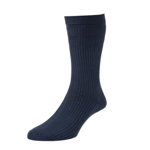 HJ-HALL @ Hosiery-Direct-UK®Herren Socken Blau Navy