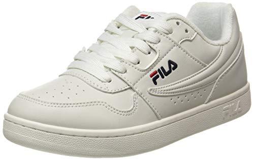 FILA Arcade Kids Sneaker, White, 32 EU