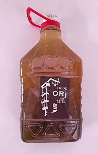 Licor de Miel Artesano ORJ 3 L