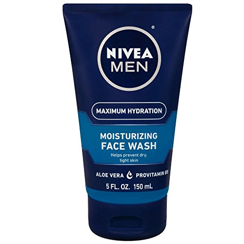 NIVEA FOR MEN Original Moisturizing Face Wash 5 oz
