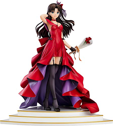 「Fate/stay night」 ~15th Celebration Project~ 遠坂凛 ~15th Celebration Dress Ver.~ 1/7スケール ABS&PVC製 塗装済み完成品フィギュア