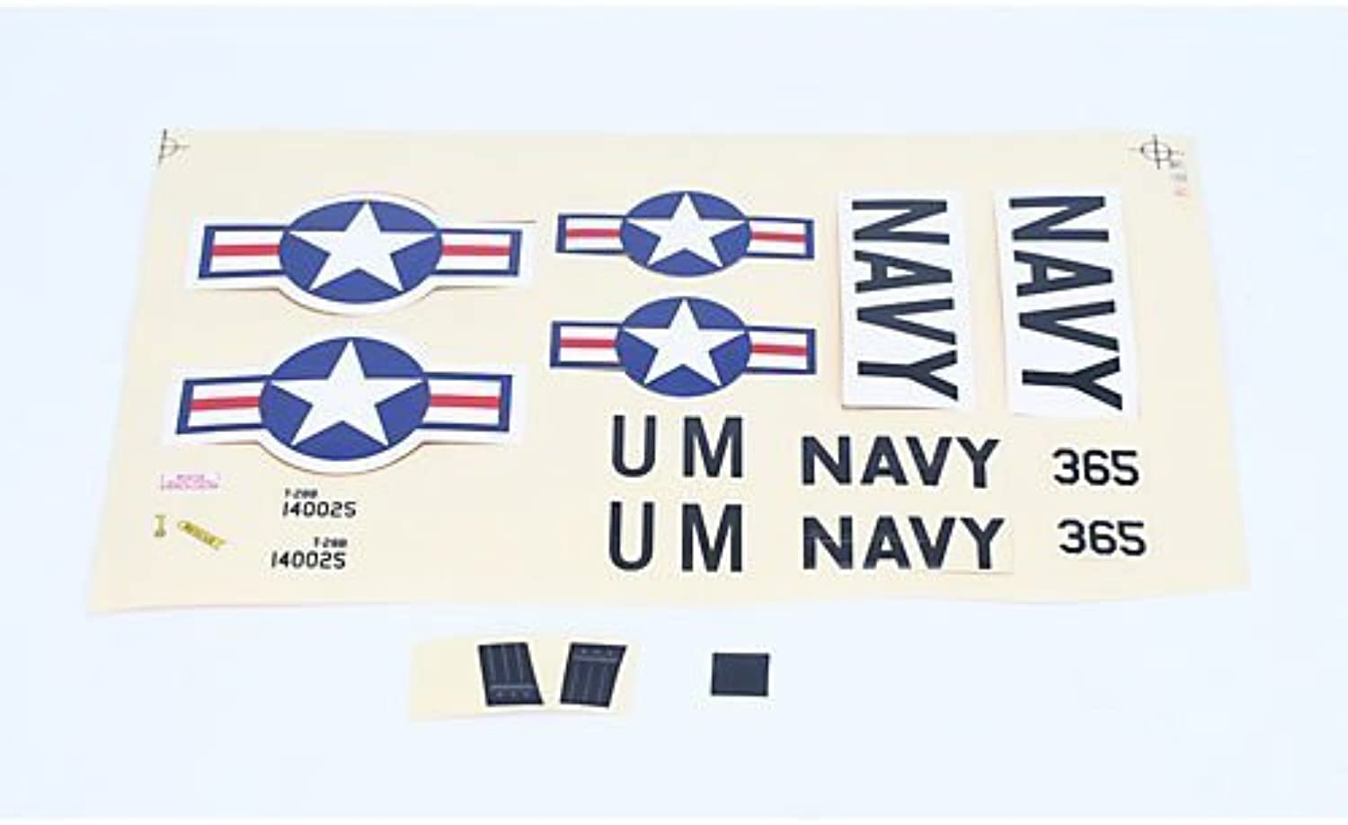 ParkZone Decal Sheet  UM T-28 by ParkZone