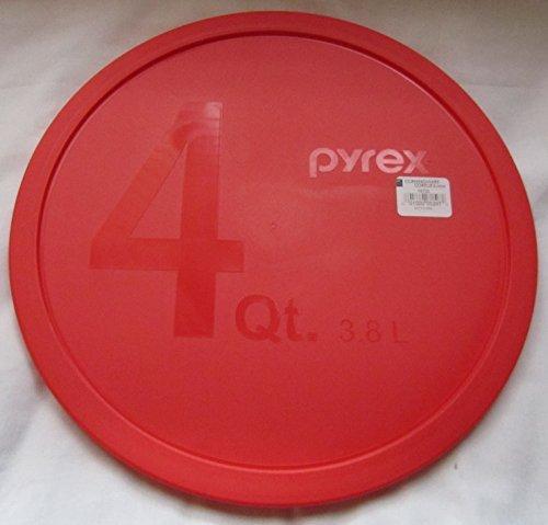 Pyrex - Red 4 Quart Mixing Bowl Lid by Pyrex