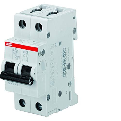 Interruttore Magnetotermico 1P+N 16A