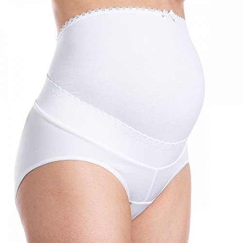 Chicco – 00001155000600 preparto pour femme, Blanc, Taille 6