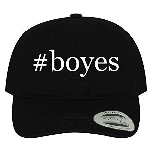 BH Cool Designs #Boyes - Men's Soft & Comfortable Dad Baseball Hat Cap, Black, One Size