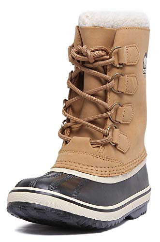 Sorel Damen 1964 Pac 2 Winterstiefel, Braun Buff Black 280, 38 EU