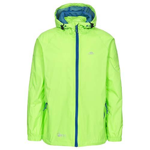 Trespass Qikpac Jacket UAJKRAI10001, Vestes coupe-pluie Femme Vert FR : XXS (Taille Fabricant : XXS)