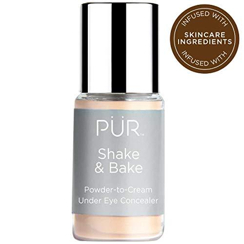 PÜR Shake and Bake Powder-to-cream Under Eye Concealer