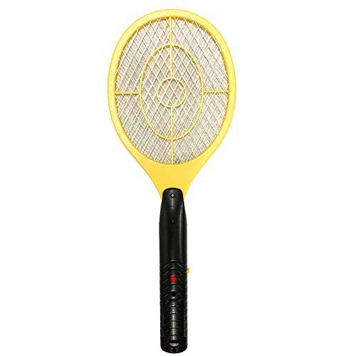 Eaxus Elektrische Fliegenklatsche 46cm Fliegenfänger Insektenvernichter Mückenklatsche Elektronische Insektenfalle Insektenschutz