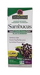 No Benzoates No Alcohol No Artificial Preservatives Made From 12,000 mg Black Elderberries Vegan