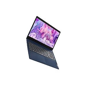 """Lenovo IdeaPad 3 Notebook - Display 15.6"""" Full HD TN (Processore Intel Core i3-1005G1, 512 GB SSD, RAM 8 GB, Fingerprint, Windows 10) - Abyss Blue"""