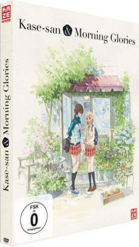 Kase-san and Morning Glories - The Movie - [DVD]