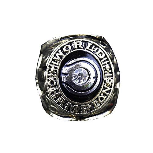 TYTY 1960 NBA Boston Celtics Championship Ring Anillos de Hombre, Championship Anillo de réplica Personalizado Anillos de Diamantes para Hombres,with Box,11