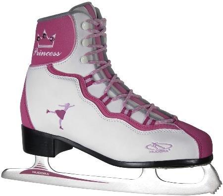 HUDORA Eiskunstlaufkomplet Princess, Gr. 30, pink/weiß(40630)
