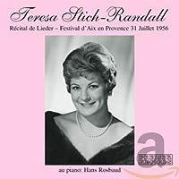 Teresa Stich-Randall Recital