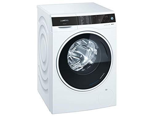Siemens WD14U512 iQ500 Waschtrockner, weiß/schwarz