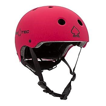 Pro tec Classic Certified Skate Helmet - Matte Pink - XL