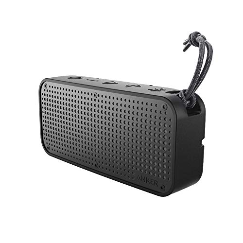 Anker SoundCore Sport XL Portable Bluetooth Speaker with 16W Audio Output and 2 Subwoofers, IP67 Waterproof & Dustproof, Shockproof