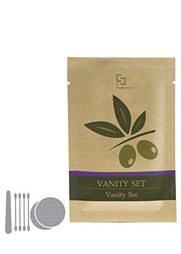 Beauty Oil Vanity set 250 pcs Ligne courtoisie pour Hôtel Maison d'hôte Bed & Breakfast AMENITIES