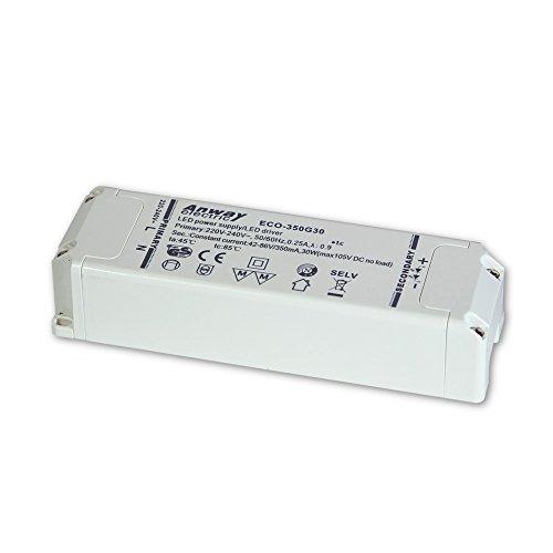 ANWAY LED Treiber ECO-350G30 30W/350mA/42-86V