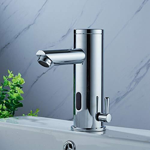 N/ Jasemy Automatik Mischbatterie Waschtisch Armatur Wasserhahn Infrarot Sensor